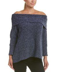 Bobi - Off-the-shoulder Sweater - Lyst