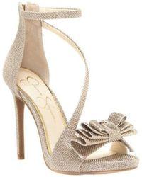Jessica Simpson - Women's Remyia Strappy Sandal - Lyst