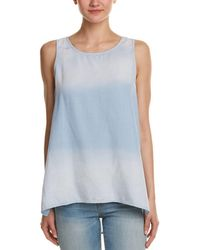 Mustard Seed | Faded High-low Top | Lyst