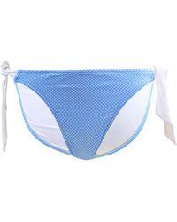 Carla Bikini - Blue Panties Swimsuit Lovely Bludream - Lyst