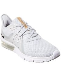 0b78ba587a9 Lyst - Nike  s Wmns Air Max Sequent 3 Competition Running Shoes