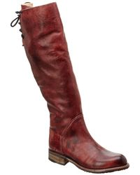Bed Stu - Manchester Leather Boot - Lyst