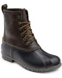 G.H. Bass & Co. - . Men's Dixon Duck Boot - Lyst
