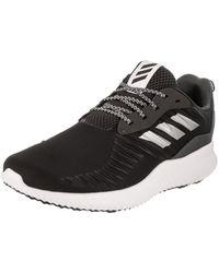 Adidas hombre 's AlphaBounce Lyst 1 zapatilla en color negro para los hombres