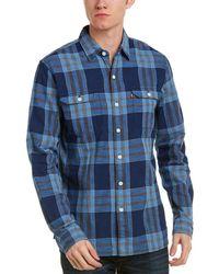 Levi's - Jackson Worker Bandola Woven Shirt - Lyst