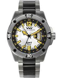 Weil & Harburg - Leade Swiss Gmt Men's Watch - Lyst