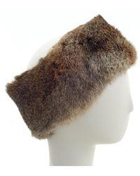 Surell - Rabbit Headband/collar - Lyst