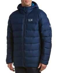 Mountain Hardwear - Stretchdown Plus Hooded Jacket - Lyst