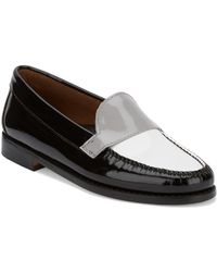 G.H. Bass & Co. - . Womens Classic Weejuns Wylie Loafer Shoe - Lyst