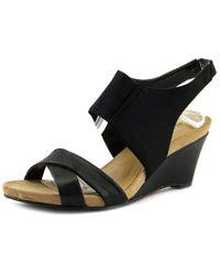 Alfani - Womens Tmonah Open Toe Casual Platform Sandals - Lyst