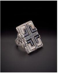 Konstantino - Ismene Silver 10.10 Ct. Tw. Gemstone Ring - Lyst