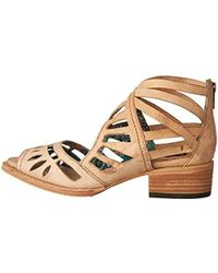 Freebird - Womens Ponce Fabric Open Toe Casual Slide Sandals - Lyst