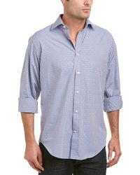 Thomas Dean - Woven Shirt - Lyst