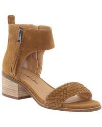 Lucky Brand - Nichele Woven Sandal - Lyst