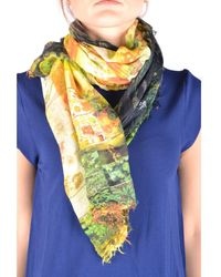 Altea - Women's Multicolor Modal Scarf - Lyst
