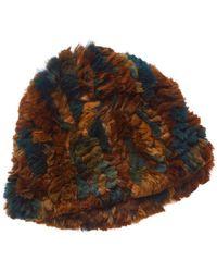 Belle Fare - Knit Hat - Lyst