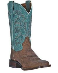 "Dan Post - Boots Women's Cowgirl Certified 11"" San Michelle Dp2863 - Lyst"