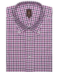 Robert Talbott - Estate Dress Classic Fit Shirt - Lyst