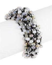 Saachi - Mardi Beaded Bracelet - Lyst