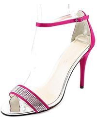 Caparros - Eileen Ankle Strap Sandals - Fuchsia - Lyst
