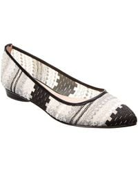French Sole - Bronte Flat - Lyst
