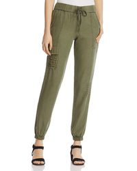 On The Road - Womens Distressed Casual Pants - Lyst