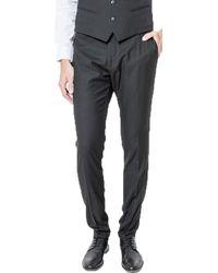 Antony Morato - Men's Mmtr00433fa600040black Black Polyester Pants - Lyst