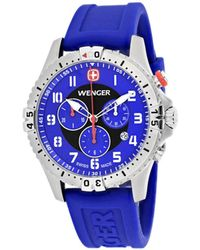 Wenger - Men's Squadron (77057) Watch - Lyst