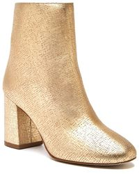Matisse - Grove Leather Bootie - Lyst