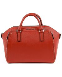 Armani Jeans - Womens Handbag Red - Lyst