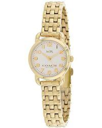 COACH - Women's Delancey (14502277) Watch - Lyst