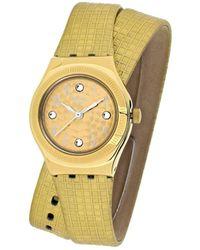 Swatch - Swatch Dance Floor Watch - Lyst