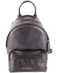 Givenchy - Women's Black Leather Backpack - Lyst