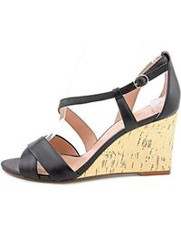 Enzo Angiolini - Womens Vanida Open Toe Casual Ankle Strap Sandals - Lyst