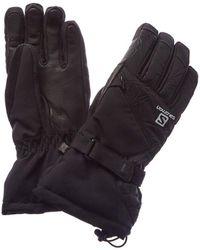 Yves Salomon | Women's Tactile Cs Gloves | Lyst