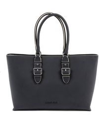7c27042417 Armani Jeans Bauletto Bag In Patent Faux Leather With All-Over Logo ...