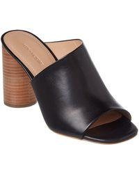 Pour La Victoire - Helena Leather Sandal - Lyst