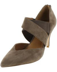 Corso Como - Womens Collette Pointed Toe Heels Dress Pumps - Lyst