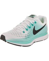 3eb3cb6c8fbc ... Nike Womens Air Zoom Pegasus 34 Running Shoe Lyst ...