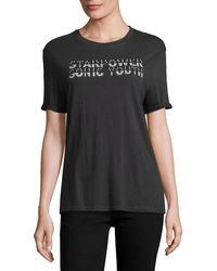 ELEVEN PARIS - Chapon T-shirt - Lyst