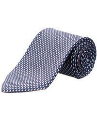Ferragamo - Blue Sails Silk Tie - Lyst