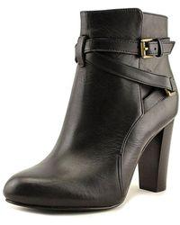 Lauren by Ralph Lauren - Vianca Women Us 8 Black Ankle Boot - Lyst