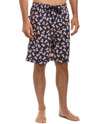 Psycho Bunny | Woven Lounge Short | Lyst