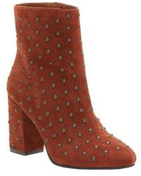 Lucky Brand - Women's Wesson Booties - Lyst