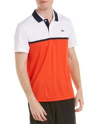 Lacoste - Sport Ultra Dry Polo Shirt - Lyst
