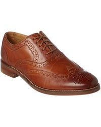 Cole Haan - Cambridge Leather Wingtip Oxford - Lyst