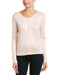 Basler - Wool & Silk-blend Cardigan - Lyst