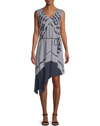 Young Fabulous & Broke - Asymmetric Shift Dress - Lyst