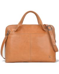 TERRACOMO New York - Xavier Satchel Briefcase - Lyst