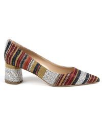 Andrew Charles by Andy Hilfiger - Womens Pump Multicolor Las Vegas - Lyst